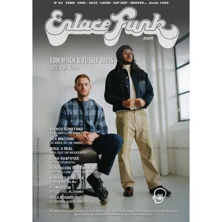 Revista ENLACE FUNK Nº 65