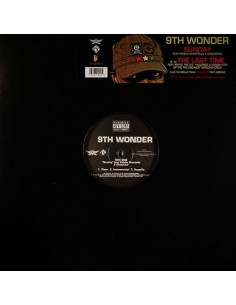 "VINILO MX 9TH WONDER ""SUNDAY / THE LAST TIME"""