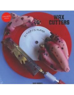 "VINILO 7"" DJ T.KUT/DJ PLAYER ""WAX CUTTERS"" EDICIÓN VINILO BLANCO"
