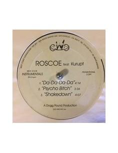 """VINILO MX ROSCOE feat. KURUPT """"DA DA DA DA"""""""