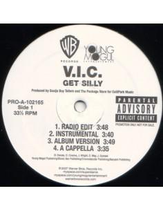 "VINILO MX V.I.C ""GET SILLY/WE RIDIN'"