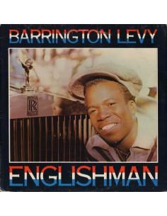 "VINILO LP BARRINGTON LEVY ""ENGLISHMAN"""