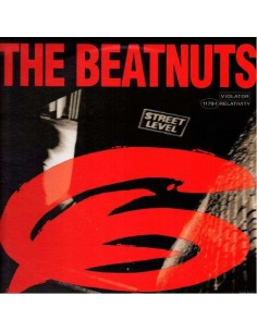 "VINILO 2LP THE BEATNUTS ""THE BEATNUTS: STREET LEVEL"""