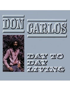 "VINILO LP DON CARLOS ""DAY TO DAY LIVING"""