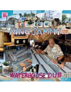 "VINILO LP KING JAMMY ""WATERHOUSE DUB"""