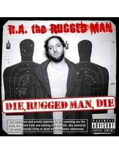 "VINILO 2LP R.A. THE RUGGED MAN ""DIE, RUGGED MAN, DIE"""