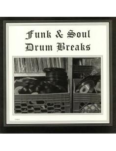 VINILO LP FUNK AND SOUL DRUM BREAKS
