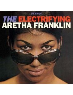 "VINILO LP ARETHA FRANKLIN ""THE ELECTRIFYING"""