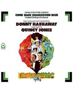 """VINILO LP DONNY HATHAWAY """"COME BACK CHARLESTON BLUE"""""""