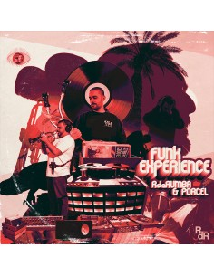 "RdeRumba & Porcel ""FUNK EXPERIENCE"" CD"