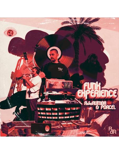 "RdeRumba & Porcel ""FUNK EXPERIENCE"" CD"