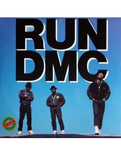 """CD RUN DMC """"TOUGHER THAN LEATHER"""""""