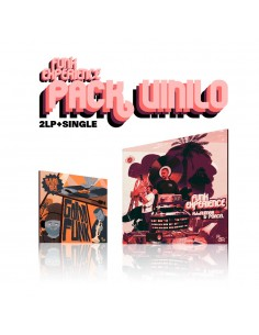 "PACK VINILO 2LP RdeRUMBA & PORCEL ""FUNK EXPERIENCE"" + SINGLE 7"" ""GORDO FUNK"""