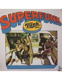 "VINILO LP FUNK INC. ""SUPERFUNK"""
