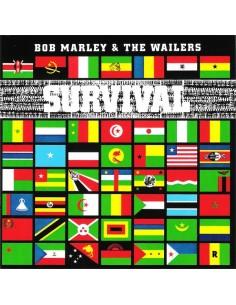 """VINILO LP BOB MARLEY """"SURVIVAL"""""""