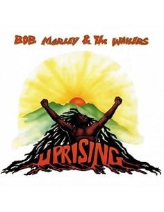 "VINILO LP BOB MARLEY ""UPRISING"""
