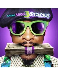 "CD MIXTAPE ANDRE 3000 ""3 STACKS"""