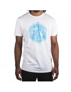 Camiseta CNF SATHISH WHITE