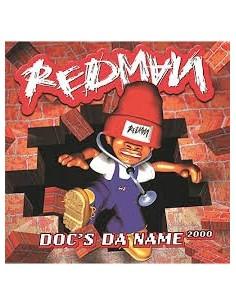 "CD REDMAN ""DOC'S DA NAME 2000"""