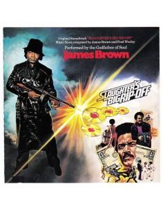 """VINILO LP JAMES BROWN """"SLAUGHTER'S BIG RIP OFF"""""""
