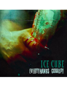 "VINILO 2LP ICE CUBE ""EVERYTHANGS CORRUPT"""