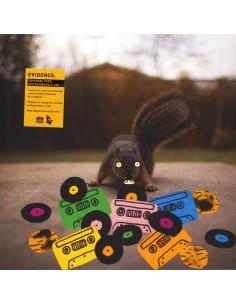 "VINILO LP EVIDENCE ""SQUIRREL TAPE INSTRUMENTALS VOL.1"""