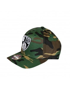 Gorra MITCHELL & NESS BROOKLYN NETS CAMO