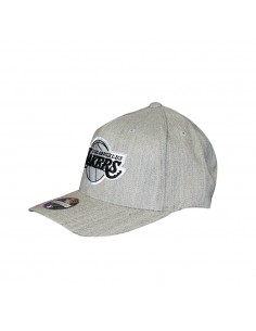Gorra MITCHELL & NESS LOS ANGELES LAKERS GRIS