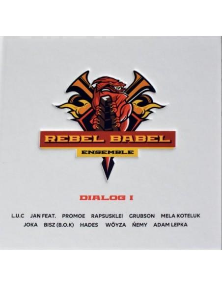 CD RECOPILATORIO REBEL BABEL ENSEMBLE