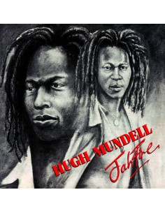 "VINILO LP HUGH MUNDELL & LACKSLEY CASTELL ""JAH FIRE"""
