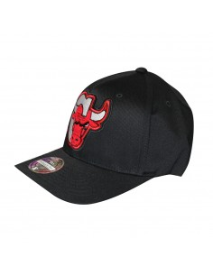 Gorra MITCHELL & NESS CHICAGO BULLS LETTERMAN 110