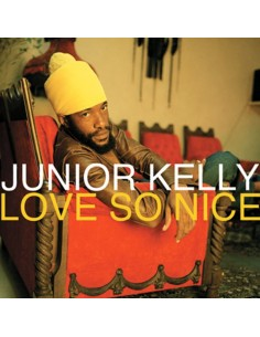 "VINILO LP JUNIOR KELLY ""LOVE SO NICE"""