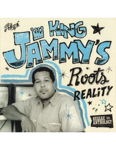 "VINILO LP KING JAMMY ""ROOTS REALITY"""