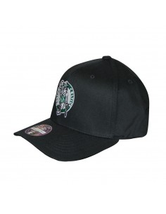 Gorra MITCHELL & NESS BOSTON CELTICS NEGRA