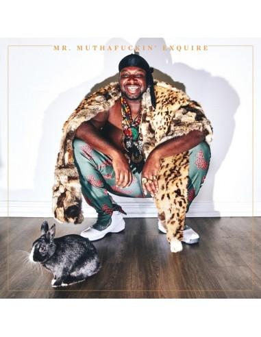 """VINILO LP MR. MUTHAFUCKIN EXQUIRE """"MR. MUTHAFUCKIN EXQUIRE"""""""