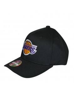 Gorra MITCHELL & NESS LOS ANGELES LAKERS NEGRA