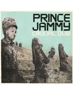 "VINILO LP PRINCE JAMMY ""CRUCIAL DUB"""