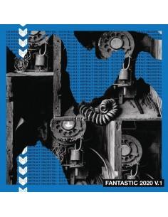 "VINILO LP SLUM VILLAGE & ABSTRACT ORCHESTRA ""FAN-TAS-TIC 2020  VOL.1"""