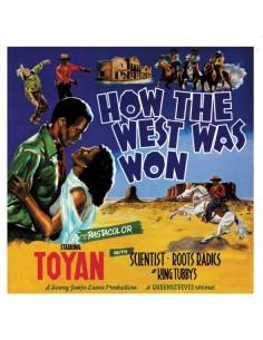 """VINILO LP TOYAN """"HOW THE WEST WAS WON"""""""