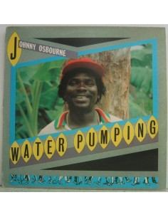 """VINILO LP JOHNNY OSBOURNE """"WATER PUMPING"""""""