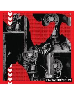 "VINILO LP SLUM VILLAGE & ABSTRACT ORCHESTRA ""FANTASTIC 2020  VOL.2"""