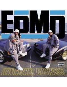 """VINILO 2LP EPMD """"UNFINISHED BUSINESS"""""""