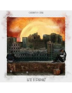 """CD GUERRITA & CICLO """"LOTO Y PAPIRO"""""""