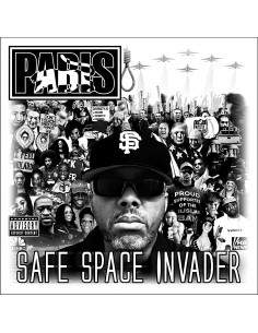 "VINILO LP PARIS ""SAFE SPACE INVADER"""