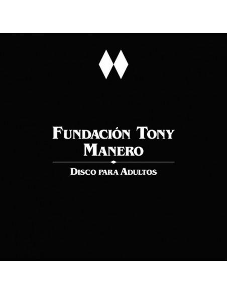 """VINILO LP FUNDACIÓN TONY MANERO """"DISCO PARA ADULTOS"""""""