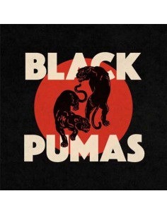 "VINILO LP BLACK PUMAS ""BLACK PUMAS"""