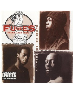 "VINILO LP FUGEES ""BLUNTED ON REALITY"""