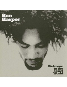 "VINILO 2LP BEN HARPER ""WELCOME TO THE CRUEL WORLD"""