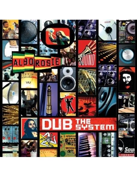 """VINILO LP ALBOROSIE """"DUB THE SYSTEM"""""""