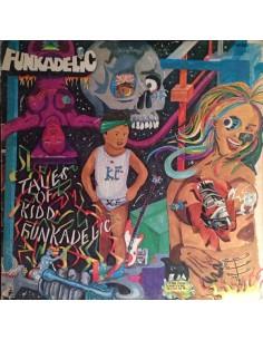 """VINILO LP FUNKADELIC """"TAKES OF KIDD FUNKADELIC"""""""